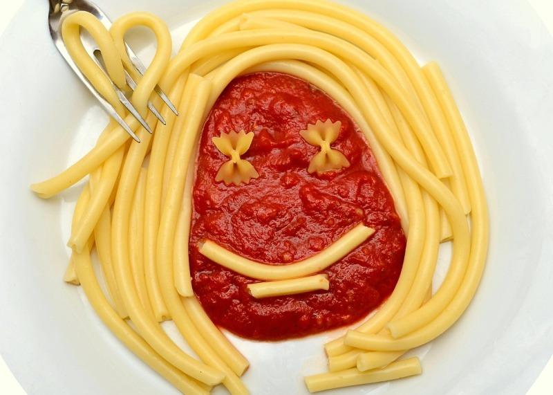 Makaróny patří k symbolům Itálie.