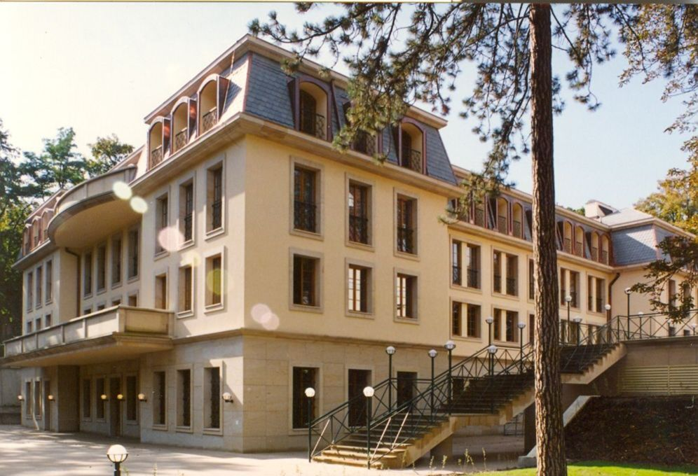 čínská ambasáda v Praze