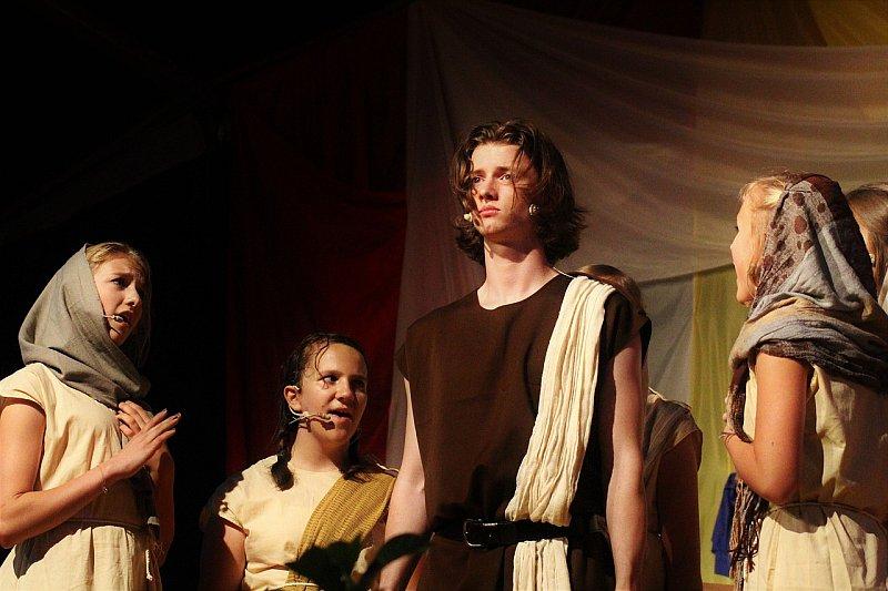 K základům metody Jadis patří hra na divadlo.