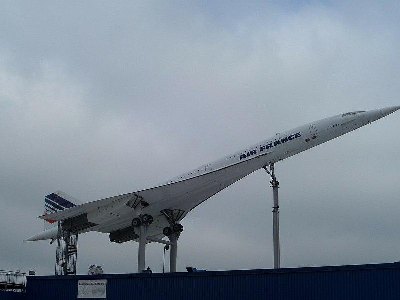 Metoda Concord skutečně vychází z letounu stejného jména.