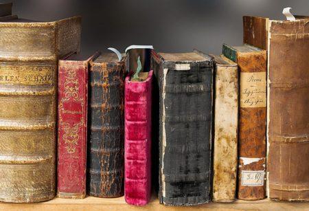 Bez knih se cizí jazyk nenaučíte.