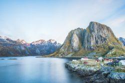 Norsko je krásná země. A norština je krásný jazyk.