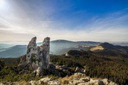 Rumunsko, to jsou Karpaty. A naopak.
