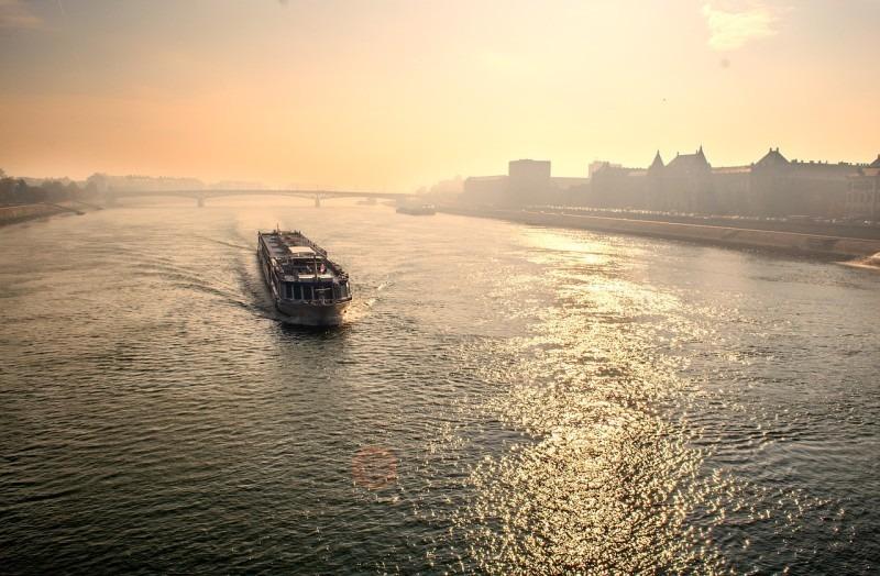 Budapešť a Dunaj jedno jsou.