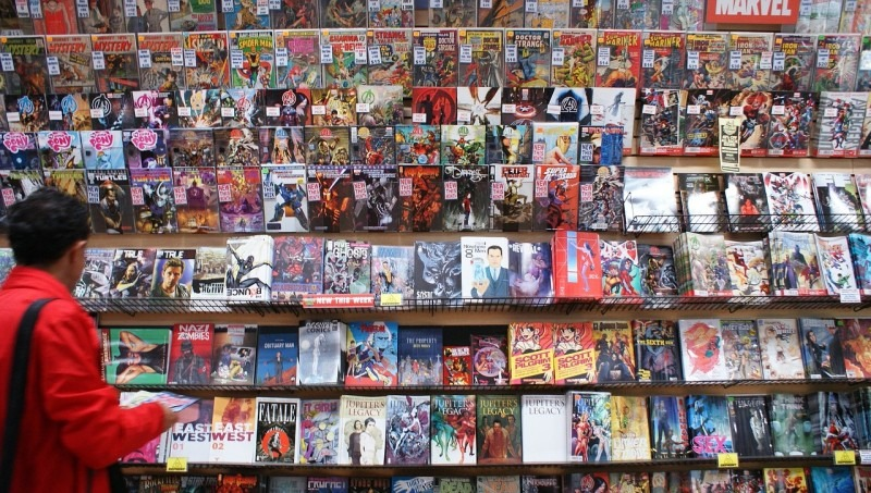 V nás sice nenajdete komiksy, pokračování si ale také užijete.