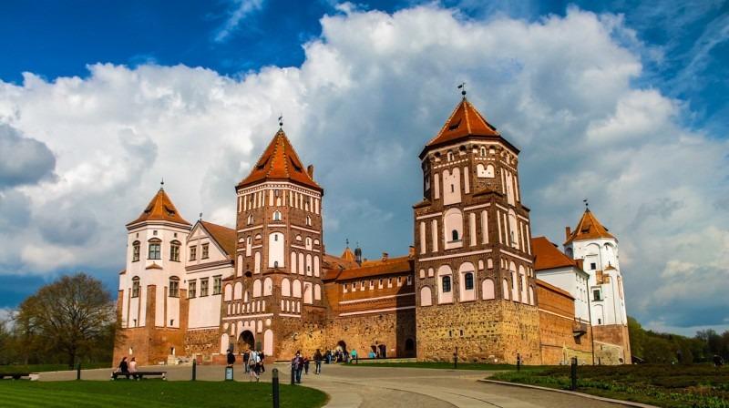 Jemná krása Běloruska. Nečekané souvislosti běloruštiny.