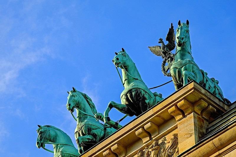 Berlín, německé hlavní město plné jazyků