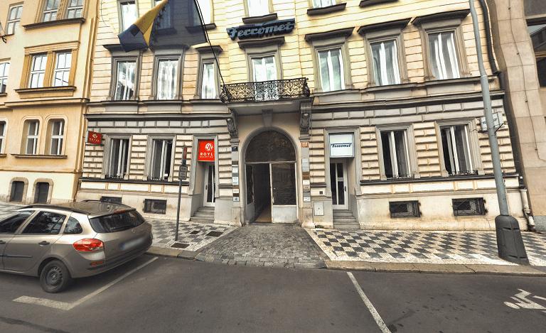 Singapur ambasáda v Praze