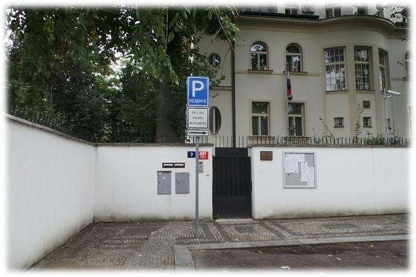 Iracke velvyslanectvi