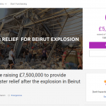 Darujeme/ Donate to Beirut