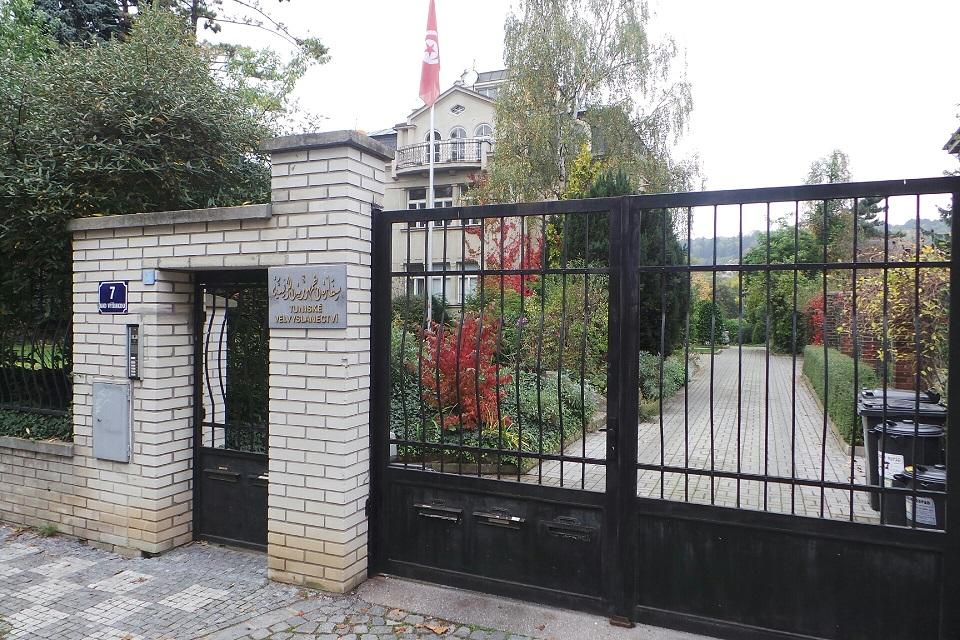 Tuniske velvyslanectvi