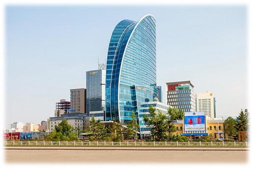 JSV Mongolsko