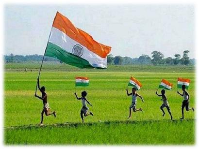 India vlajka